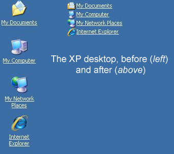 Deskview - XP