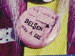 Belsen was a gas