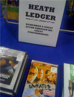 Best Buy - Heath Ledger