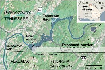 GA\TN Border Dispute