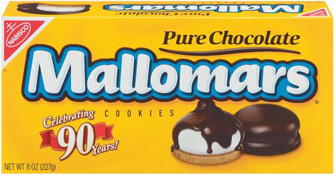 Yes, folks, Mallomars are in stock at your local Walmart!