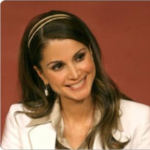 regina rania di giordania Queen_rania_03