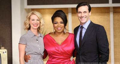Mad Men on Oprah