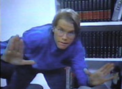 Encyclopaedia Britannica kid