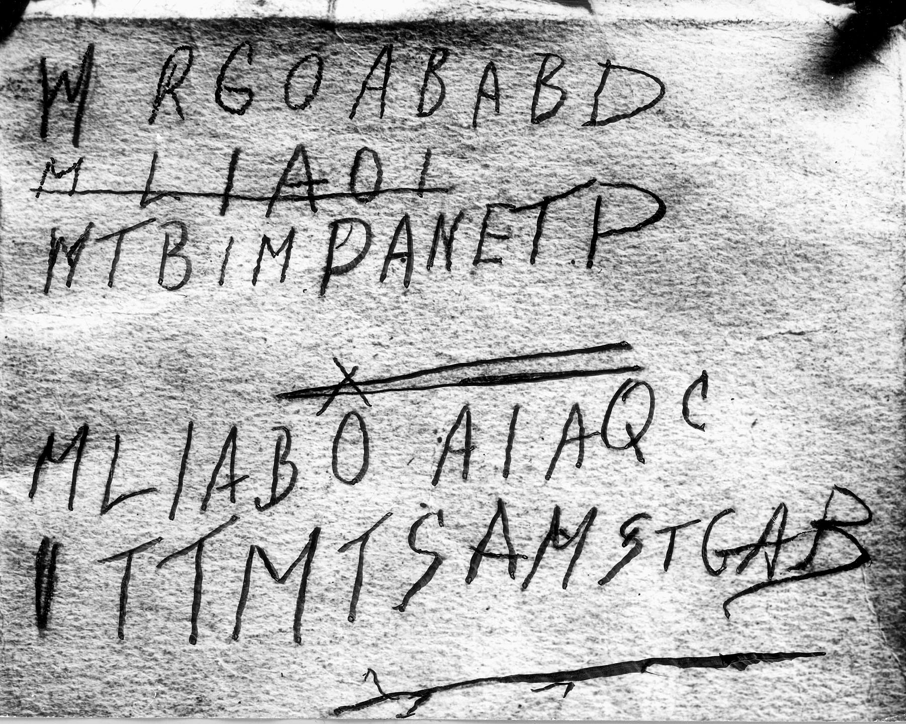 Tamam Shud - Goolutionites And The Real People