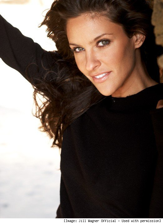 jill wagner stuff. #1 Jill Wagner – Could there